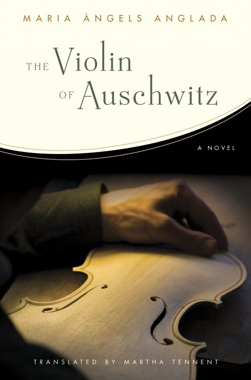 The violin of Auschwitz cover image
