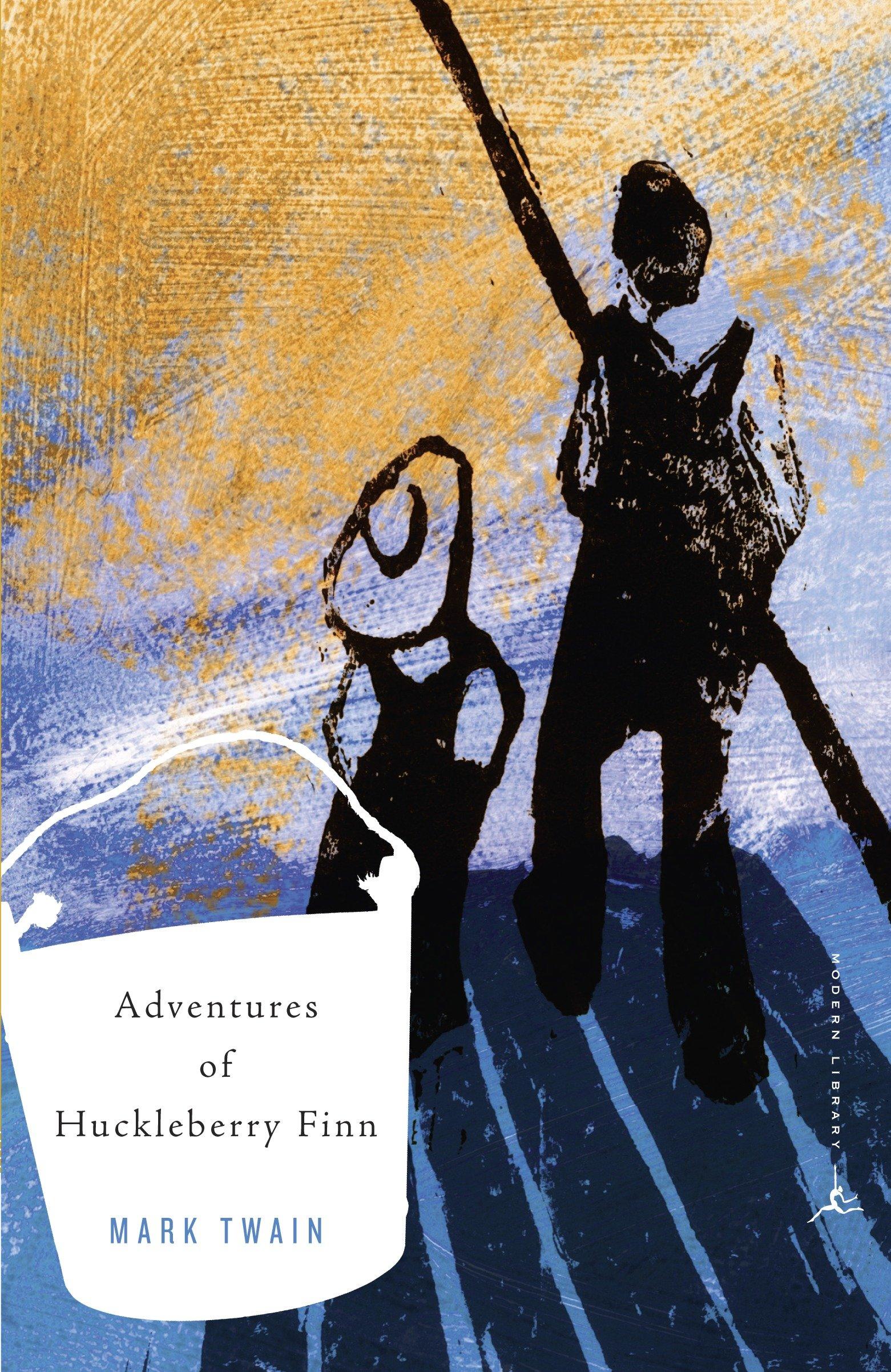 The Adventures of Huckleberry Finn (A Modern Library E-Book)