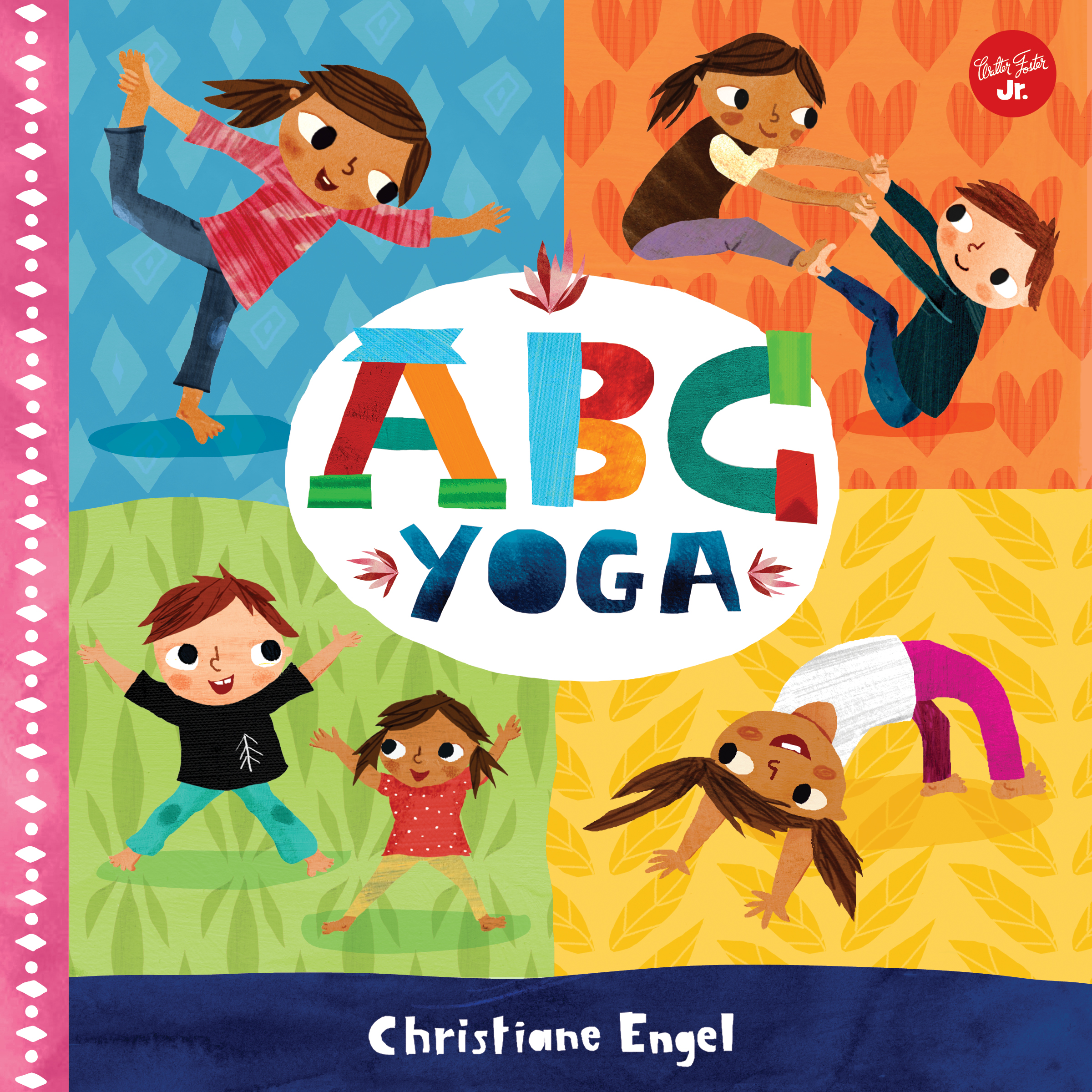 ABC Yoga Join us and the animals out in nature and learn some yoga!