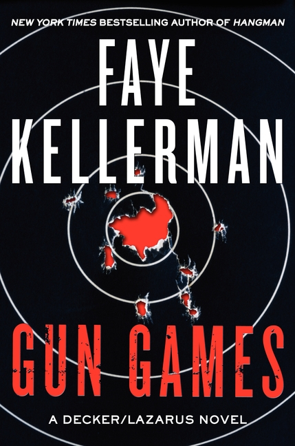 Gun Games A Decker/Lazarus Novel