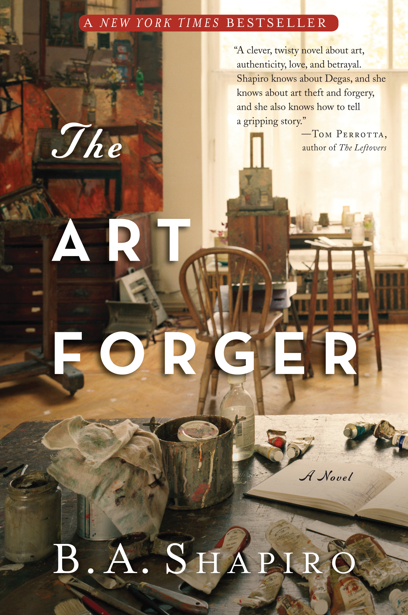 The Art Forger A Novel