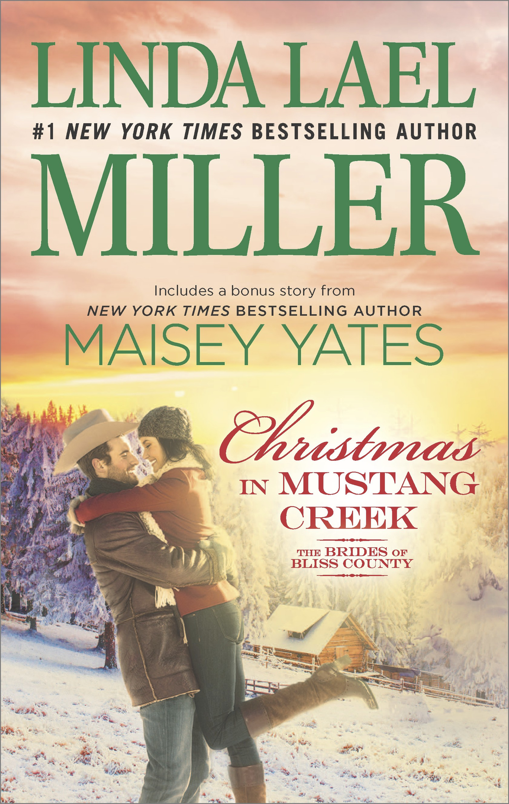 Christmas in mustang creek : A Copper Ridge Christmas Bonus