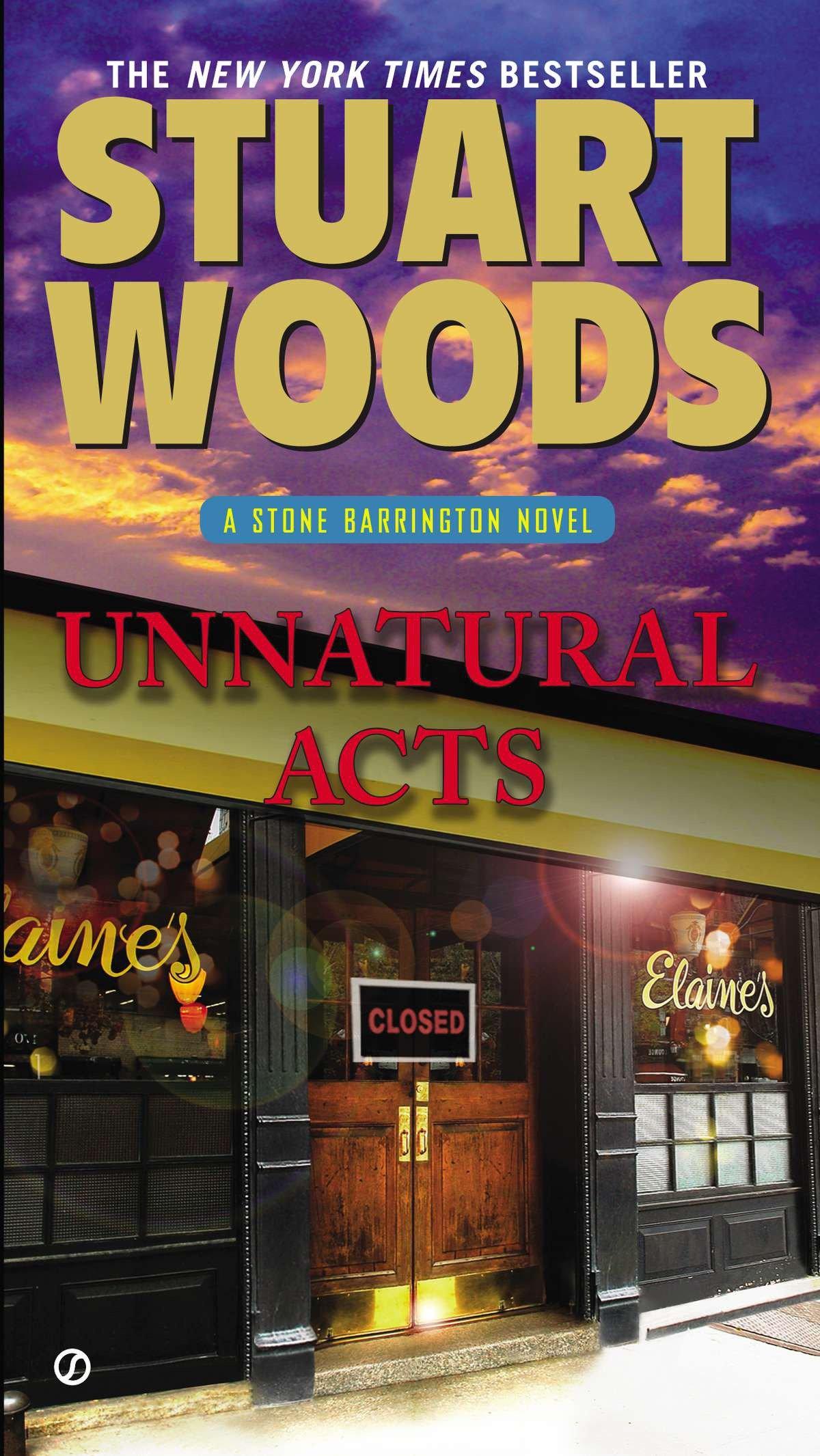 Unnatural Acts A Stone Barrington Novel