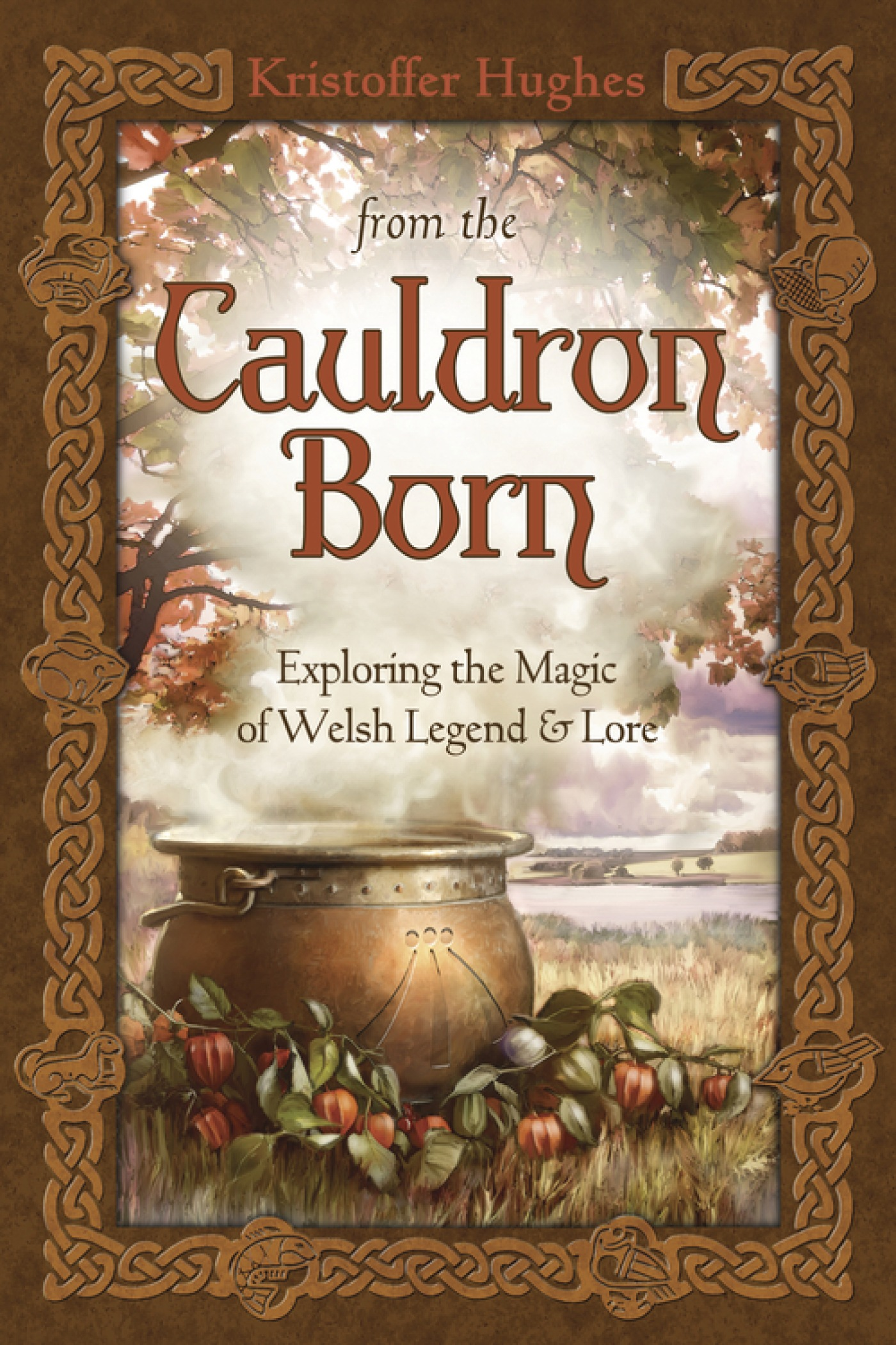 From the Cauldron Born Exploring the Magic of Welsh Legend & Lore