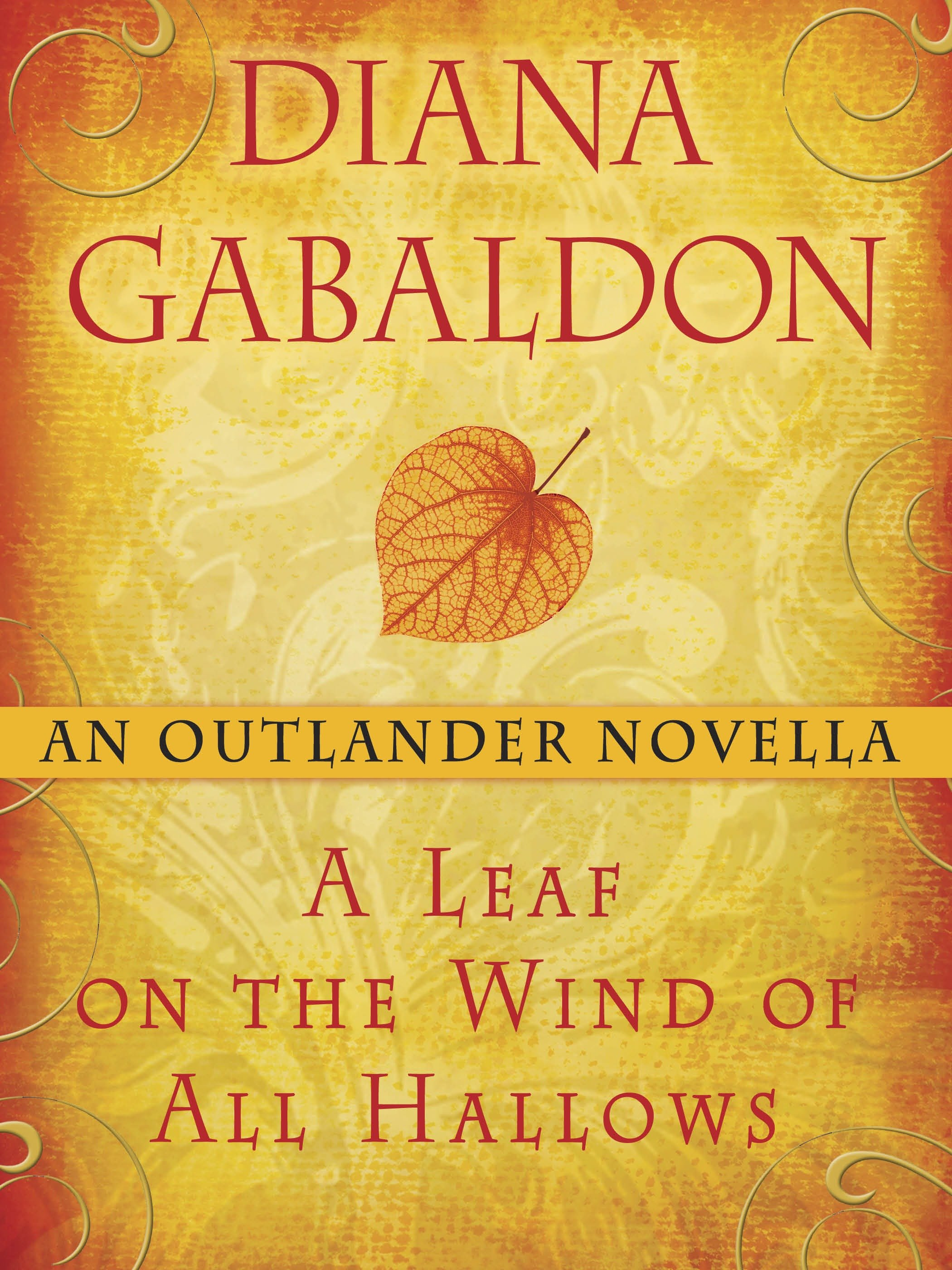 A leaf on the wind of All Hallows: an outlander novella cover image