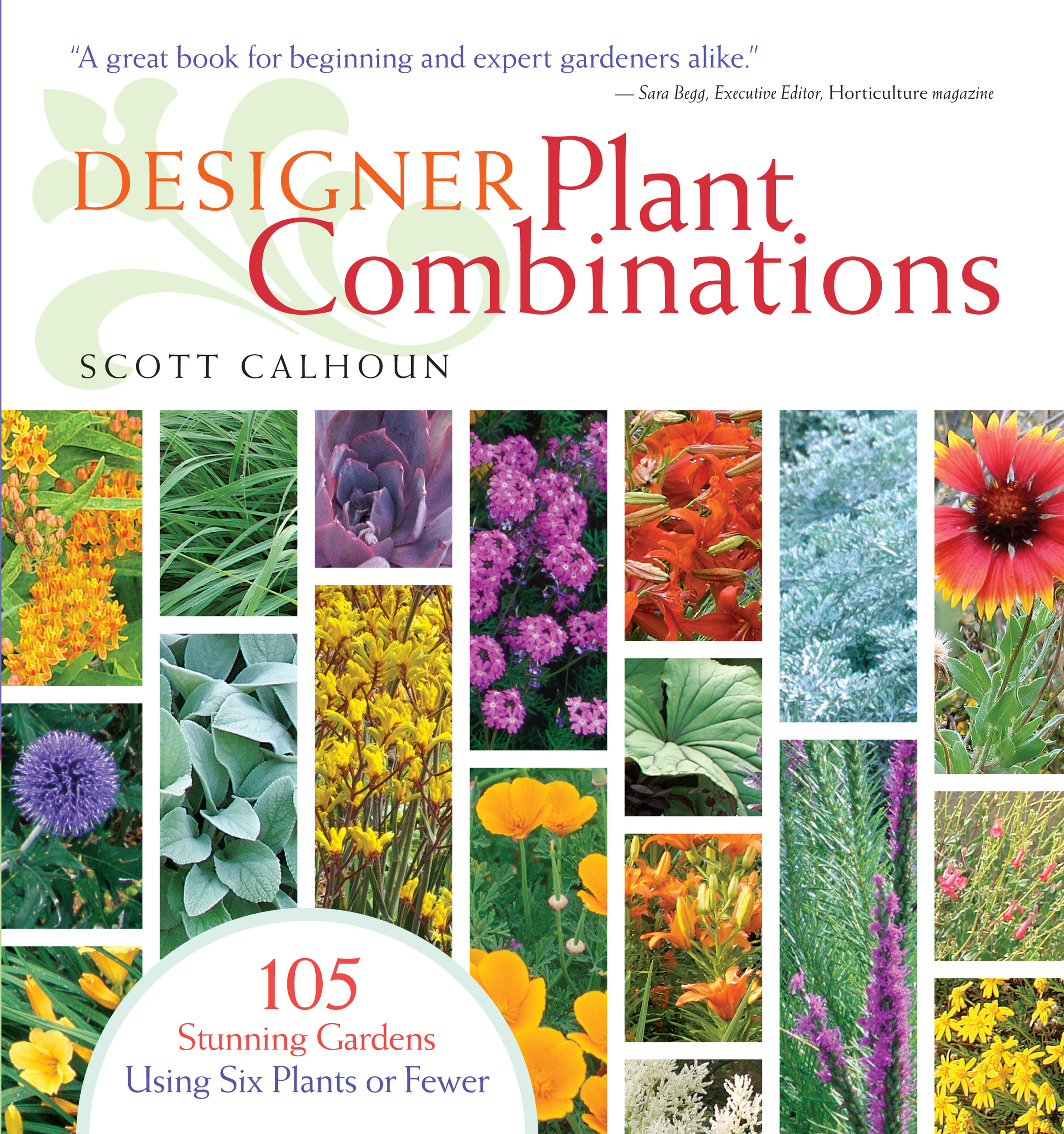 Designer Plant Combinations 105 Stunning Gardens Using Six Plants or Fewer