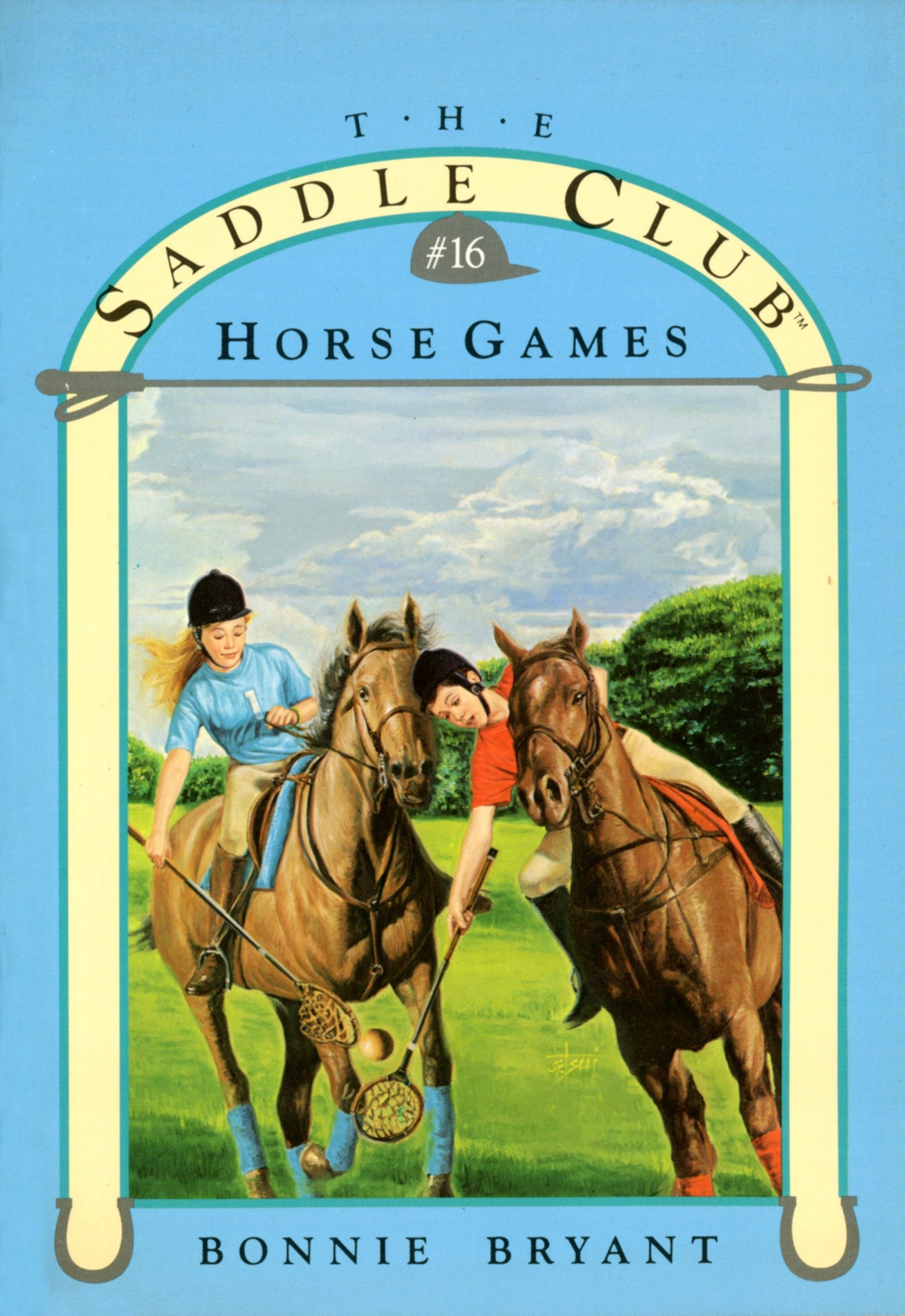 Horse Games cover image