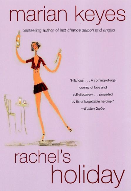 Rachel's holiday cover image