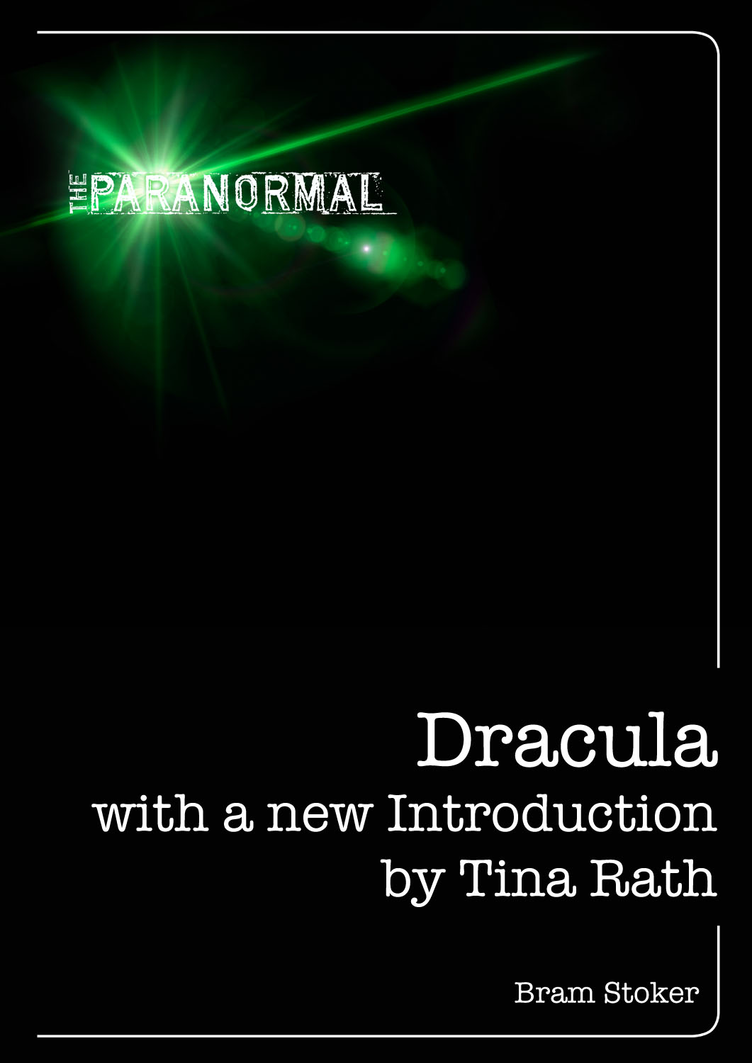 Dracula with an essential guide to the undead