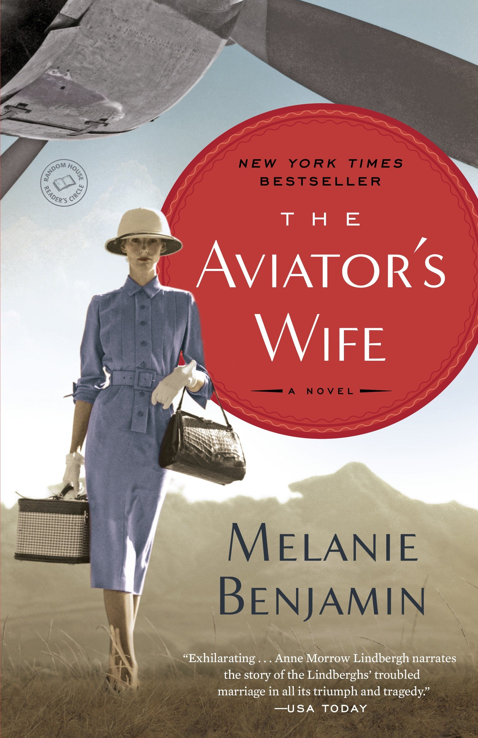 The aviator's wife cover image