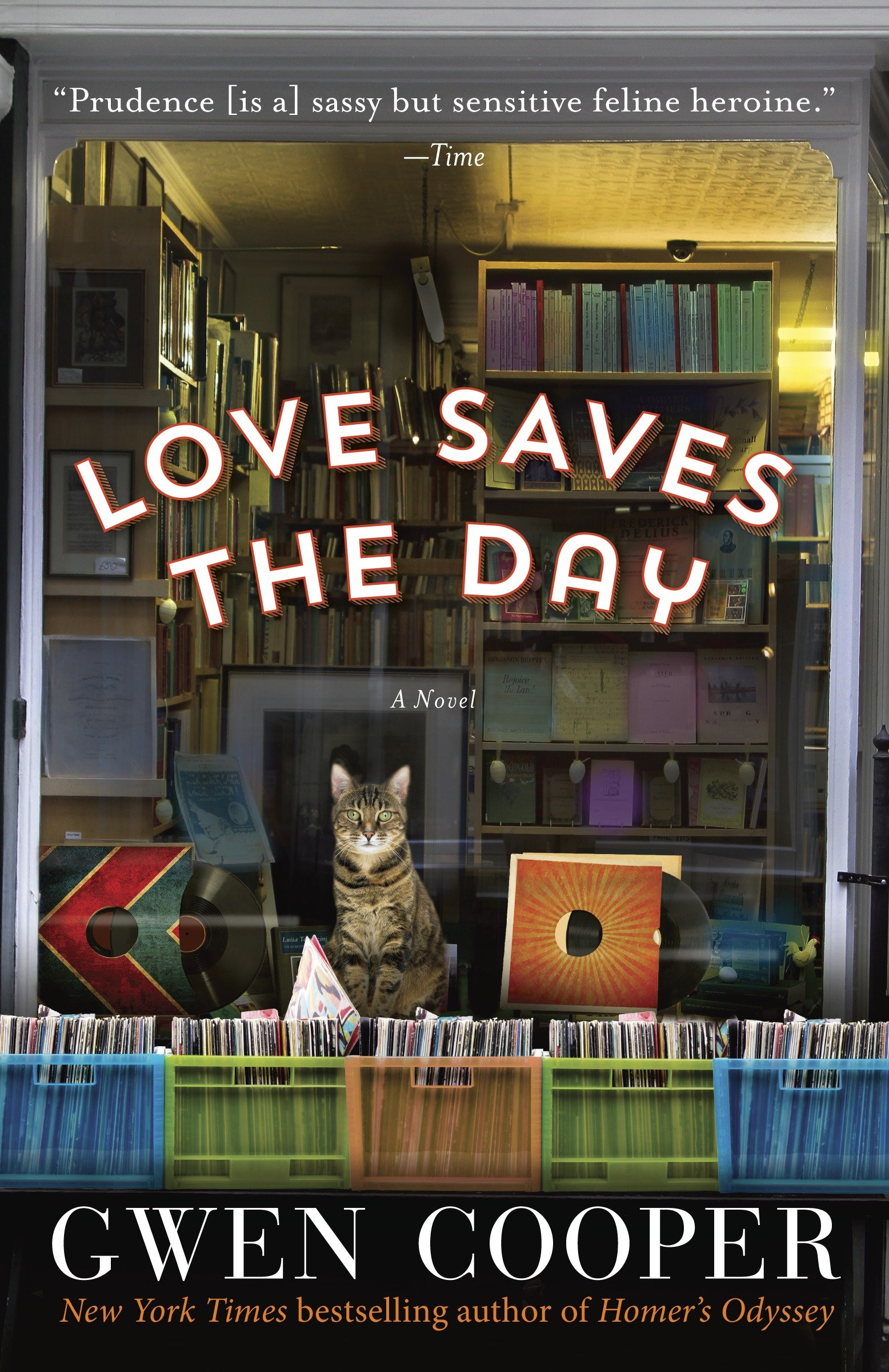 Love saves the day cover image