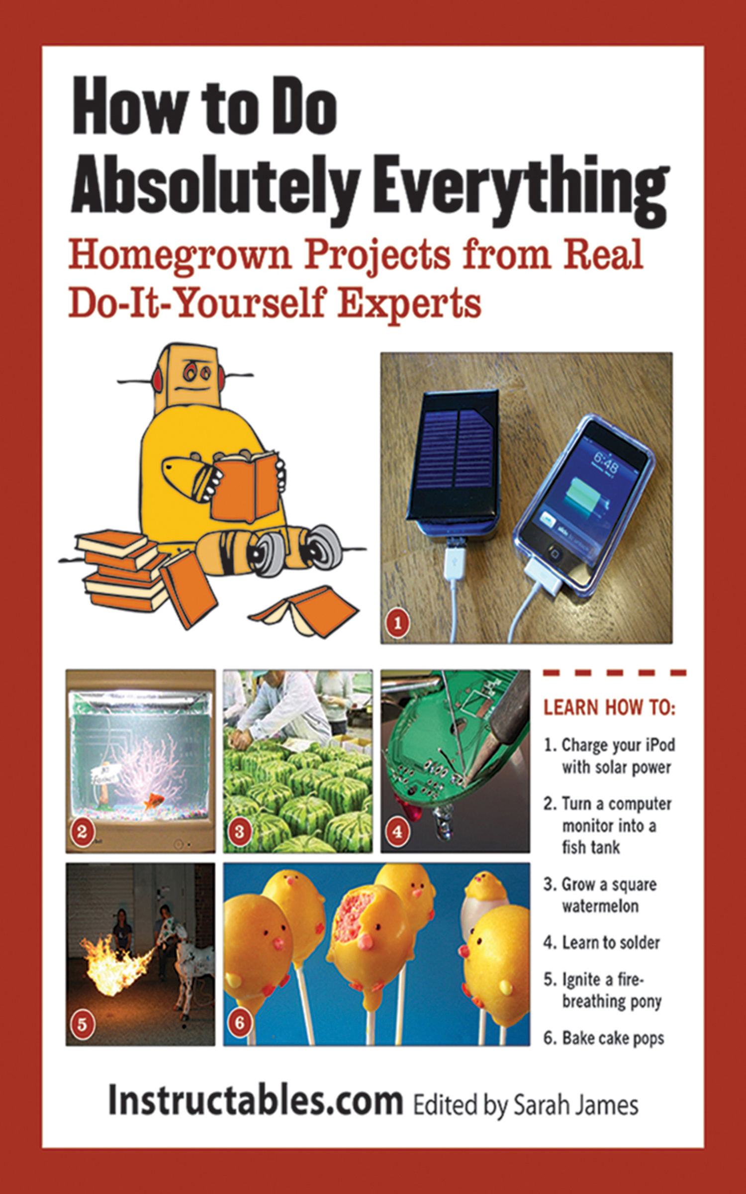 How to Do Absolutely Everything Homegrown Projects from Real Do-It-Yourself Experts