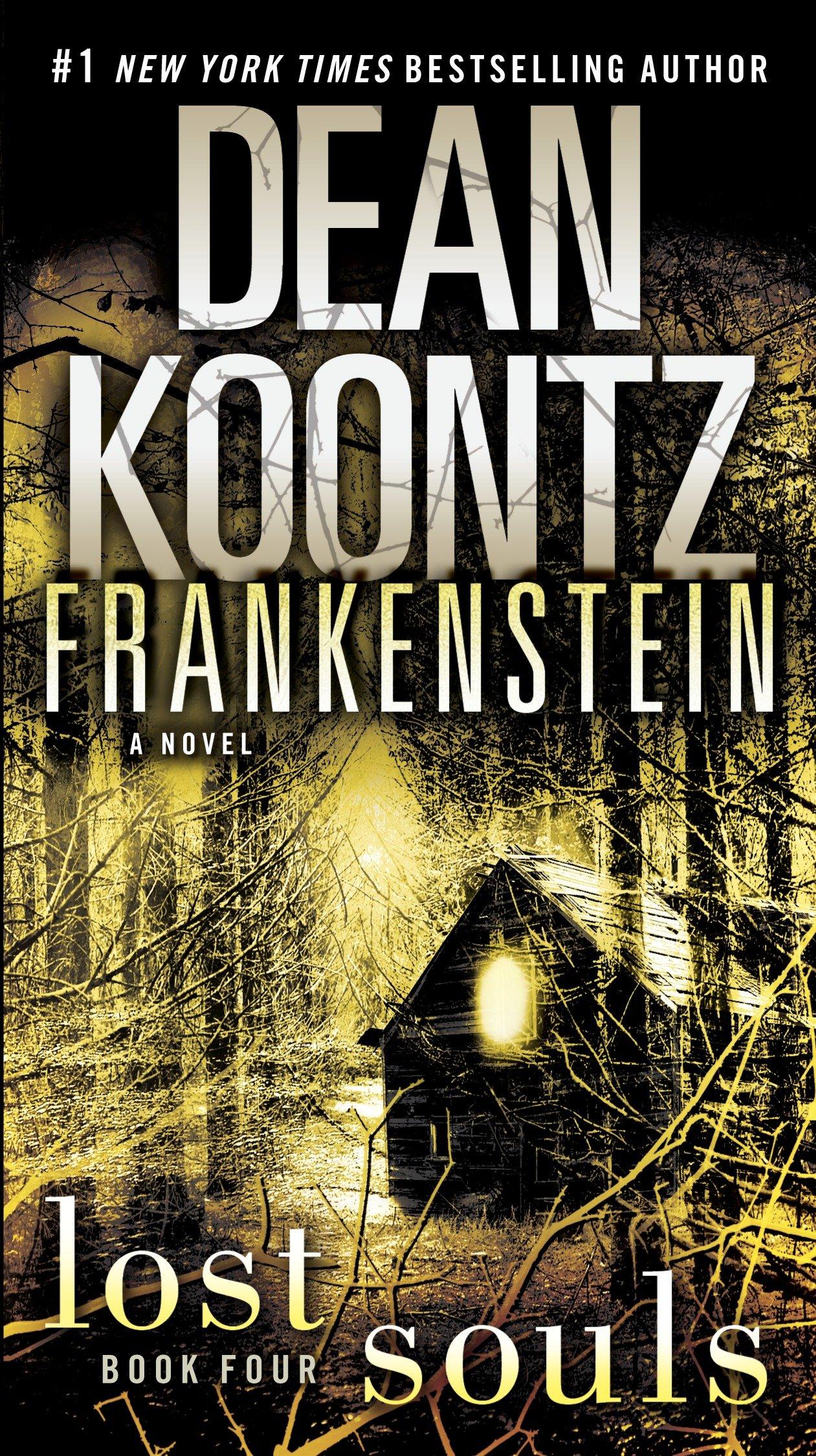 Frankenstein lost souls : a novel
