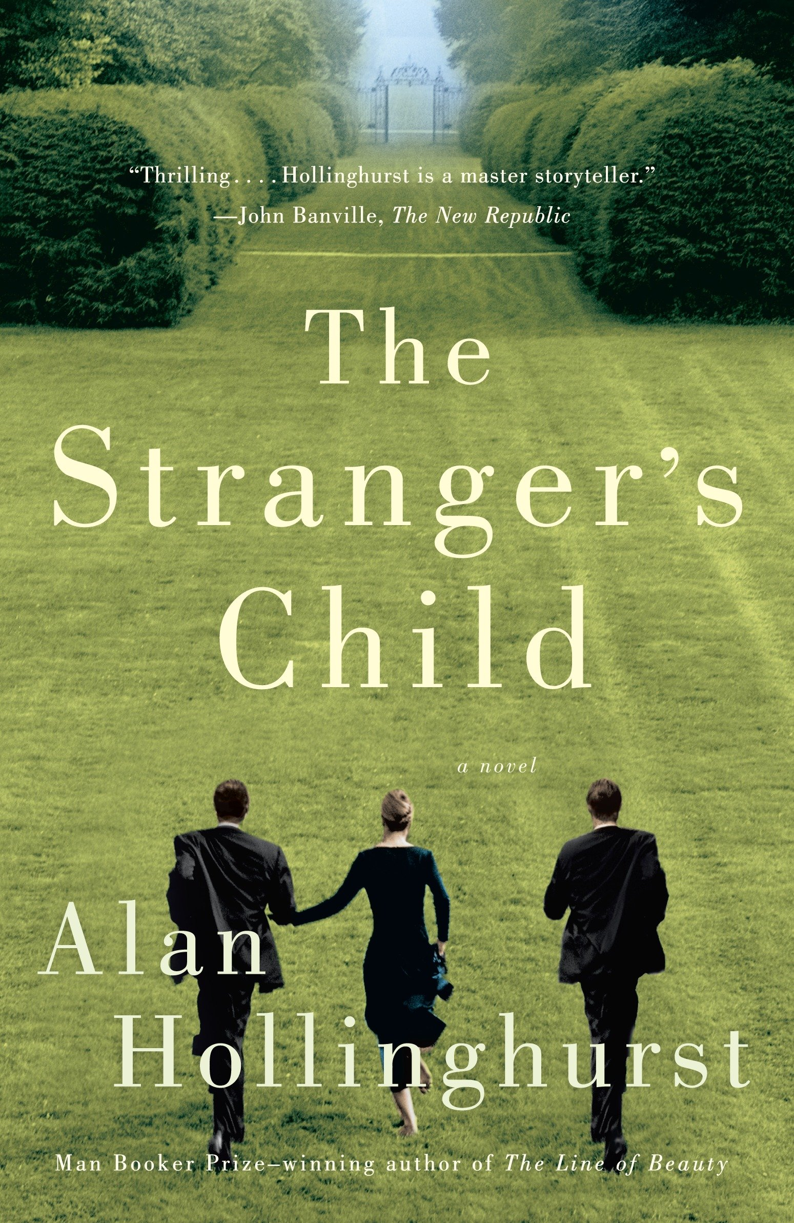 The stranger's child a novel