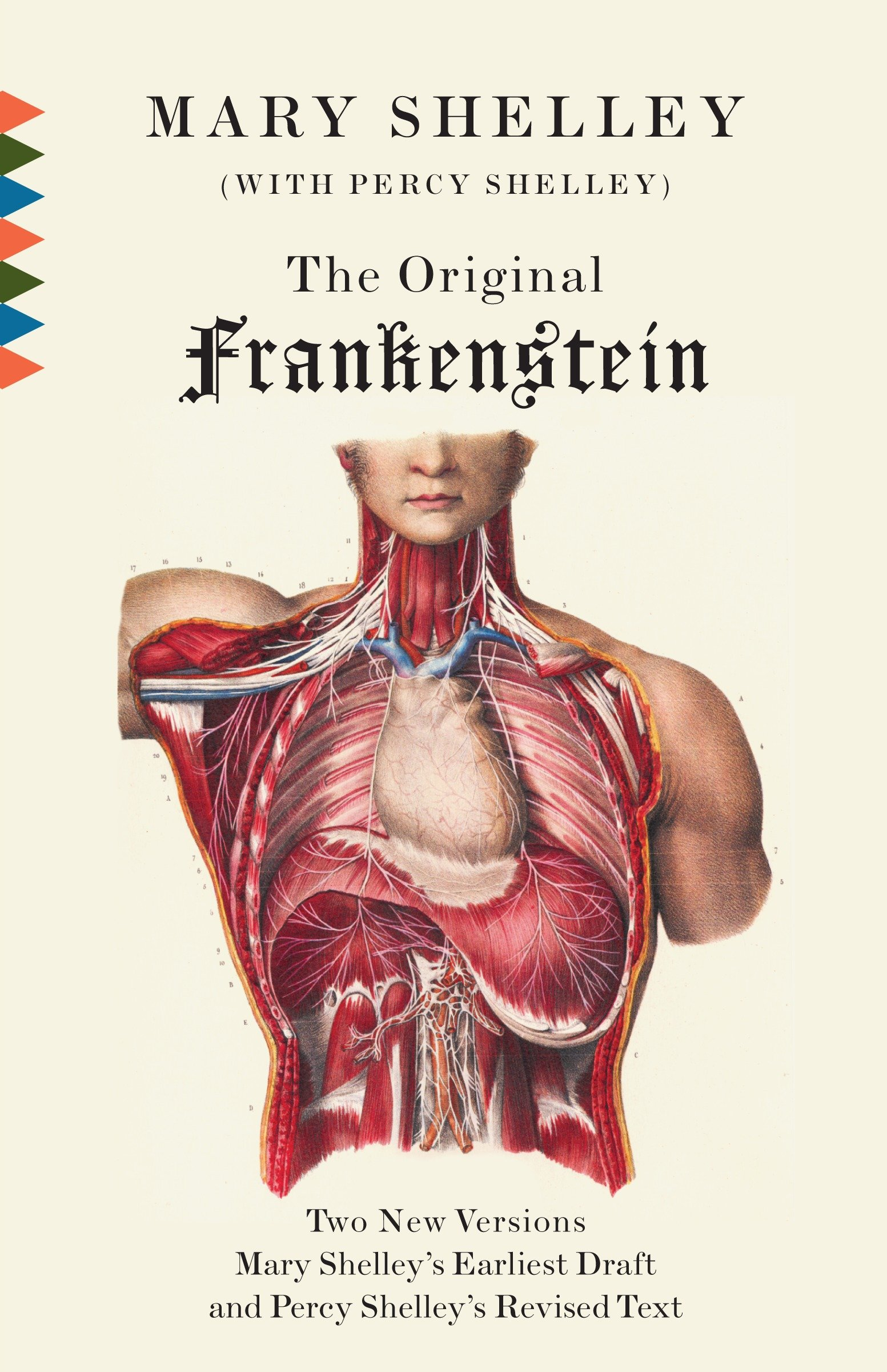 Frankenstein, or, The modern Prometheus the original two-volume novel of 1816-1817 from the Bodleian Library manuscripts