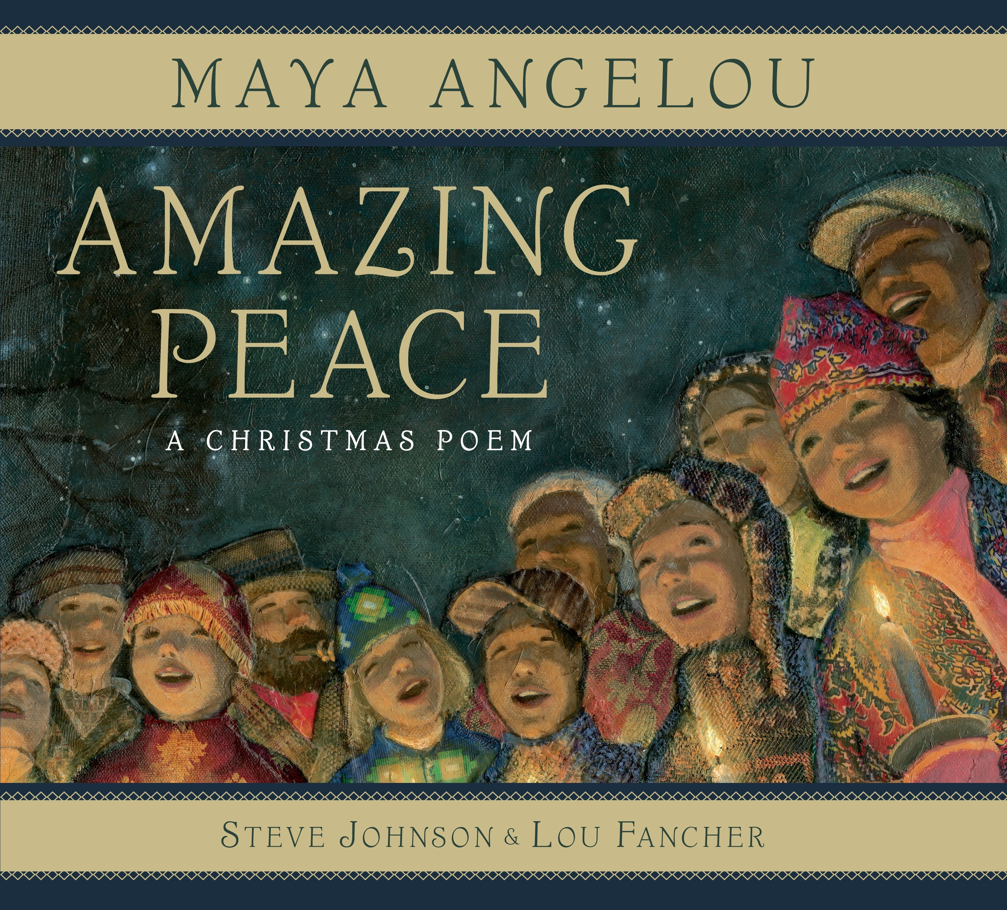 Amazing Peace A Christmas Poem