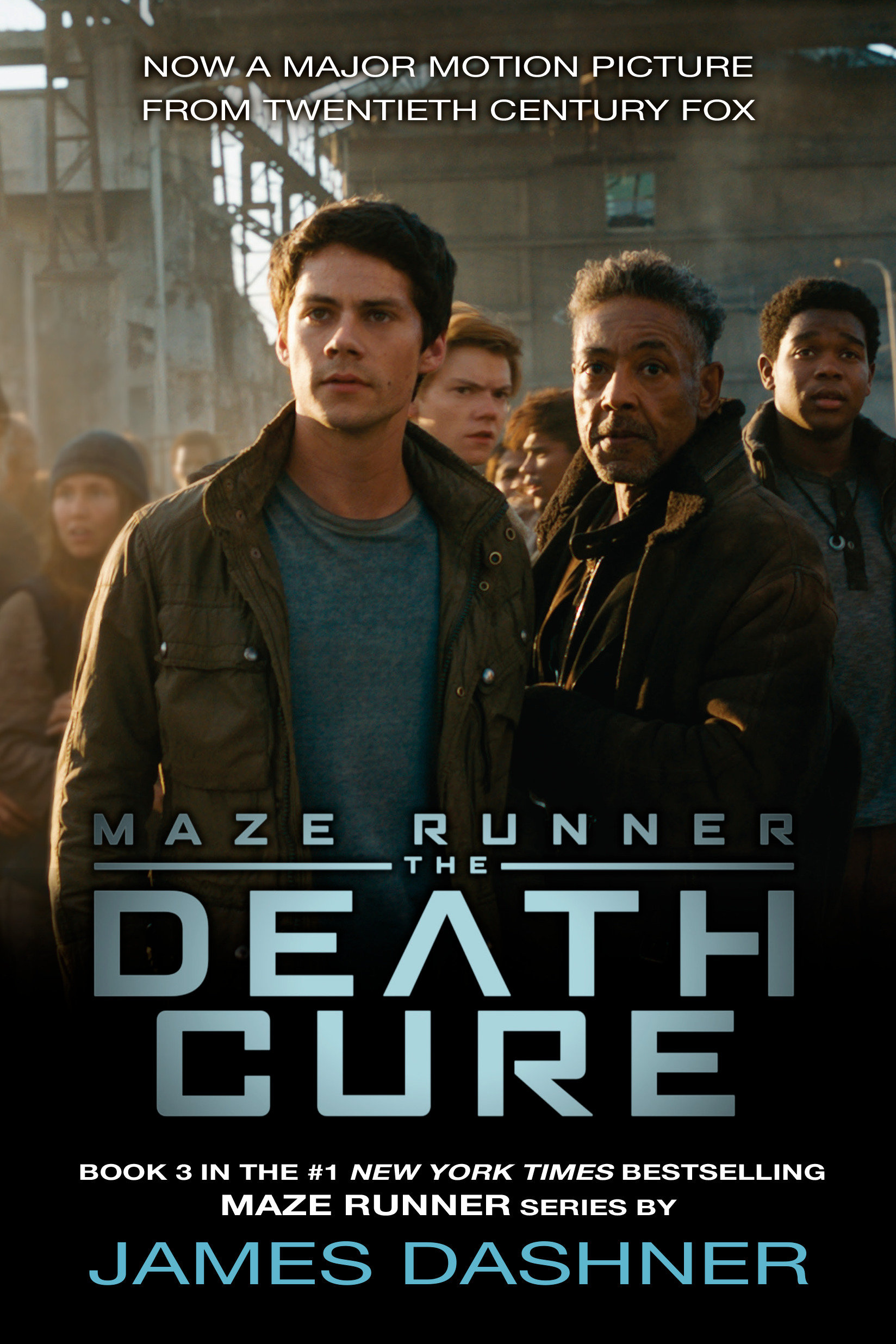 The Death Cure (Maze Runner Series #3)