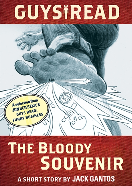 Guys read: the bloody souvenir a short story from guys read: funny business cover image